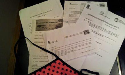 Listas y circulares, compañeras de viaje
