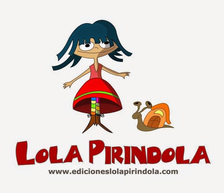 Un regalo chulo para el día de la madre: los cuentos de Lola Pirindola.