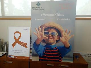 Encuentro Hospital Nisa Pardo de Aravaca (II): cuidados infantiles en verano.