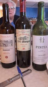 Cata-vinos-Barraca-Pintia-Monges-La Cala-ciega-Blogger