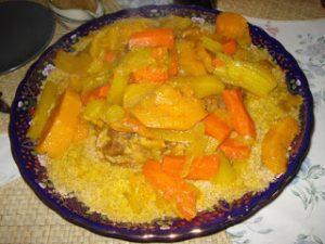 Couscous-pollo-blog-cata-vino-Melilla-Benidor