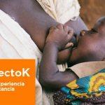 Lactancia materna desde el desconocimiento. #ProyectoK