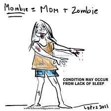 madre zombie Mombie