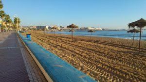 Melilla-playa-Octubre-bloguera-veroño-calorazo-ydeverdadtienestres