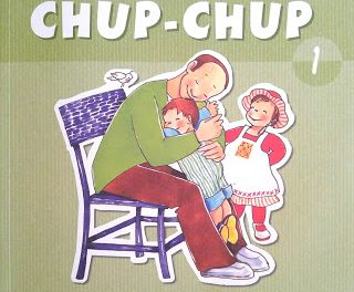 #HOYLEEMOS con Boolino Friends. Chup Chup 1. Leemos con Teresa, Pepe y Lola.