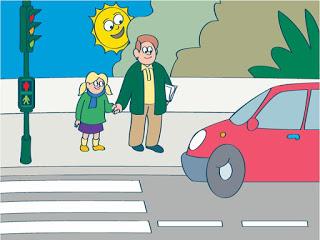Con la seguridad vial nunca es demasiado pronto.