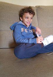 #ELDE8. Mi niño de luz.
