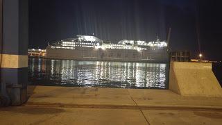 Primer viaje familiar en barco, Biodramina y joticas.