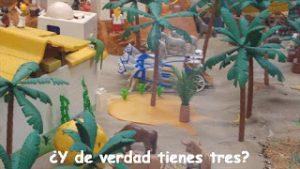 Belén-Playmobil-Star Wars-gazapo-Melilla-Navidad