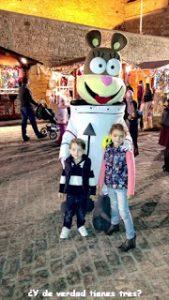 Navidad-Melilla-Plaza de las culturas- Arenita