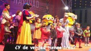 Benidorm-Navidad-Espectáculo-Princesas-Minions