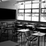 Yo protesto. Padres que se unen para echar de dos colegios a niños con necesidades educativas especiales.