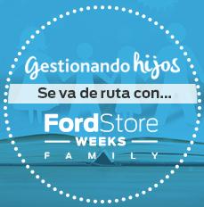 Gestionando hijos y Madresfera, De ruta con Ford en Málaga.