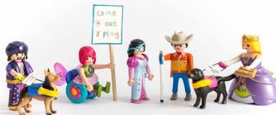 #ToyLikeMe. Juguetes con discapacidad para evitar la discriminación.