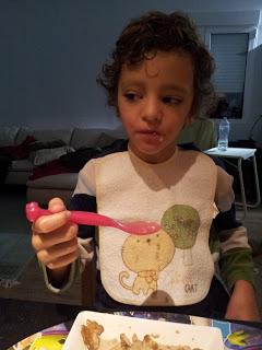 #Elde8 y el arte de coger un tenedor por primera vez. Seguimos con los logros.