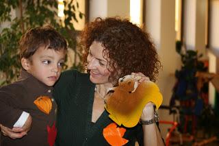 Celebrando el 2 de Abril, día de la concienciación mundial del Autismo, con Cristina.