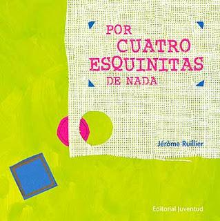 #LibrosDiversos. Por cuatro esquinitas de nada.