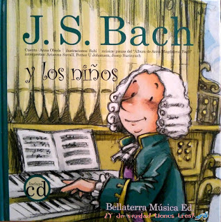 #HoyLeemos J.S. Bach y el regalo sorpresa