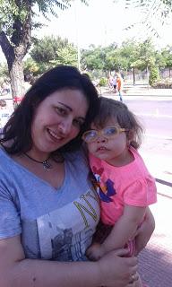 EERR. Síndrome de Kleefstra. Paula, la niña de los 2000 besos
