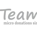Teaming: las microdonaciones que pueden lograr tanto.