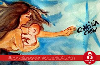 Hablemos de #desconciliación. Semana del #Conciliaresvivir y #ConciliAcción. Mi testimonio