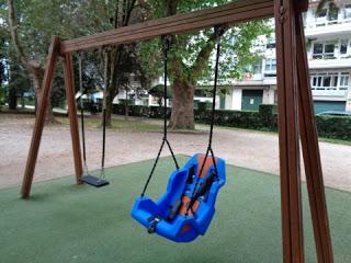 Parques inclusivos: los grandes olvidados.