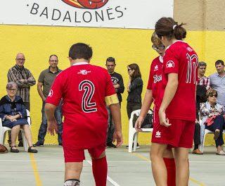 Hemiparesia Derecha. El fútbol como deporte terapéutico.