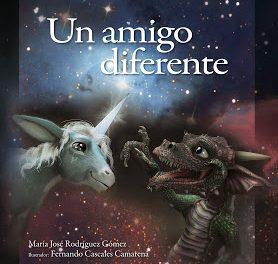 #LibrosDiversos. Un amigo diferente. Un cuento sobre la amistad por encima de cualquier diferencia.