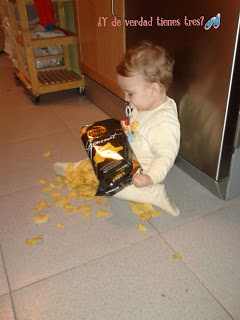 Nuestro no Baby Led Weaning (BLW) particular.