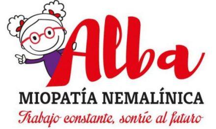 Miopatía Nemalínica. La historia de Alba. Súbete a la vida.