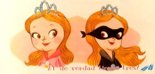 #HoyLeemos: La princesa de negro y la fiesta perfecta