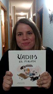 Vladim el Pirata-cuento-reseña-cáncer infnatil-blog
