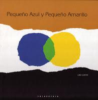#Librosdiversos: Pequeño azul y Pequeño amarillo.