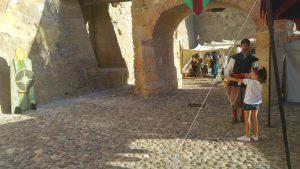 #Lade8-niñas-blogger-blog-trimadre-feria-renacentista-Melilla