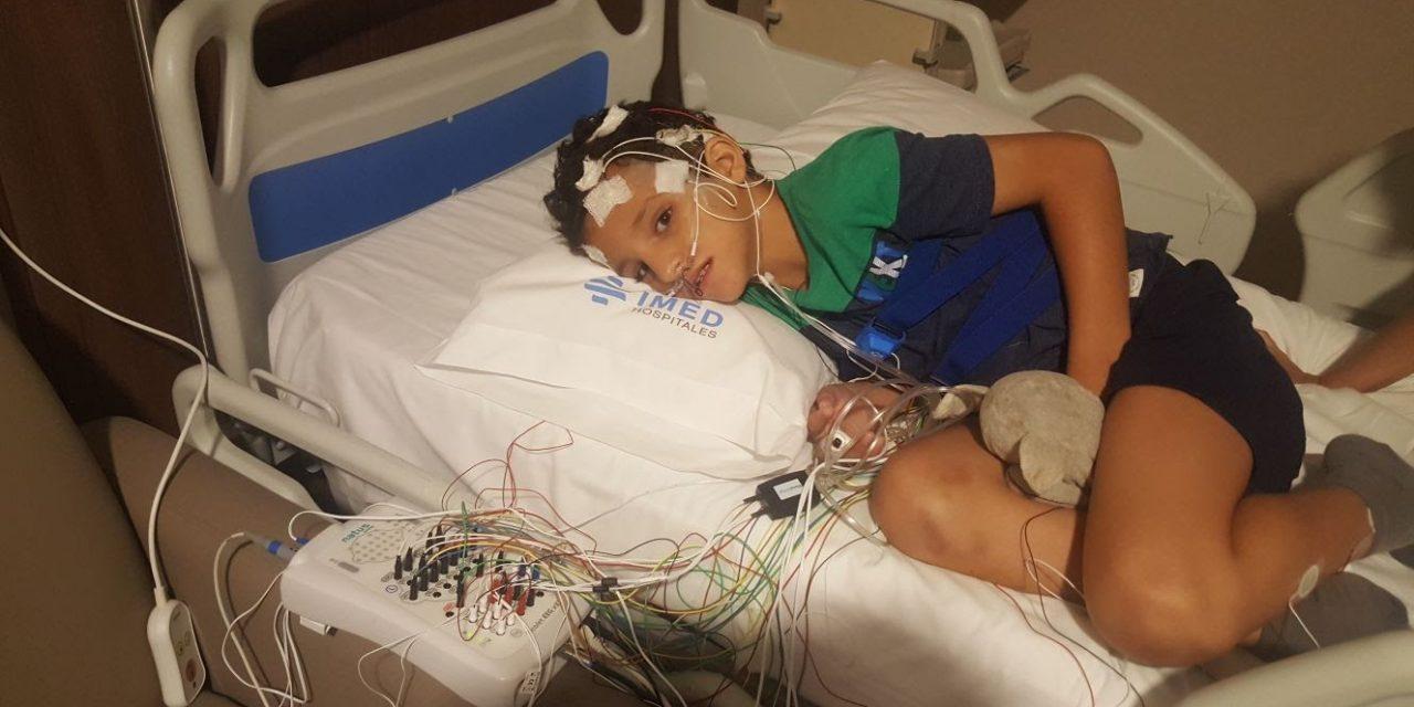 Controlando la Epilepsia: polisomnografía o estudio del sueño nocturno en #Elde9.