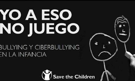 Acoso y Ciberacoso con Save the Children y su Escuela para padres.