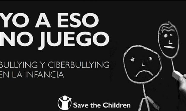Acoso y Ciberacoso con Save the Children y su Escuela para padres.