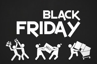 Black Friday: os regalo un ratito de estrés. Gratis. De nada