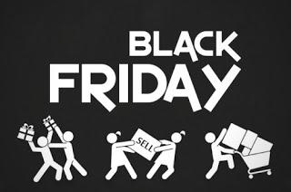 Black Friday: os regalo un ratito de estrés. Gratis. De nada