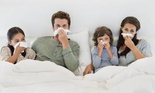 Cuando los resfriados infantiles llegan a casa. Nuestros remedios.