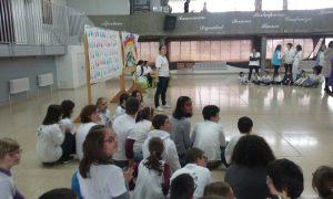 Día de la paz-educación especial-Gil gayarre