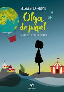 #LibrosDiversos. Olga de papel.