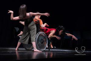 Dan Zass-danza-diversidad-inclusión-escuela-artes-silla ruedas