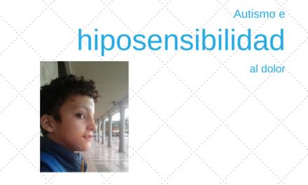 Autismo e hiposensibilidad al dolor