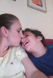 Mi hijo Rodrigo, el autismo y los miles de besos.