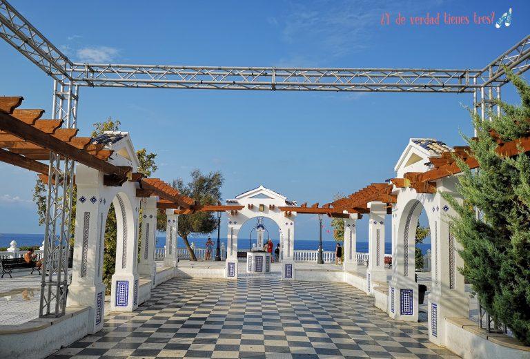 Templete plaza del castillo benidorm