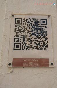 Códigos QR Benidorm Plaza del Castillo Calle Mayor