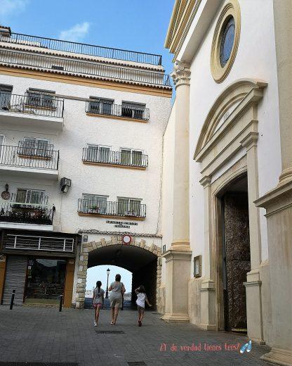 Plaza castelar benidorm Plaza del Castillo