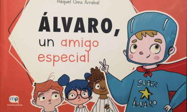 EERR. #HoyLeemos Álvaro, un amigo especial. Enfermedad de Niemann Pick.