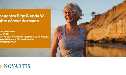 #SigoSiendoYoCM. Visibilizando y concienciando sobre el cáncer de mama
